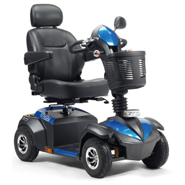 ENVOY 4 SCOOTER MOBILITY BLUE