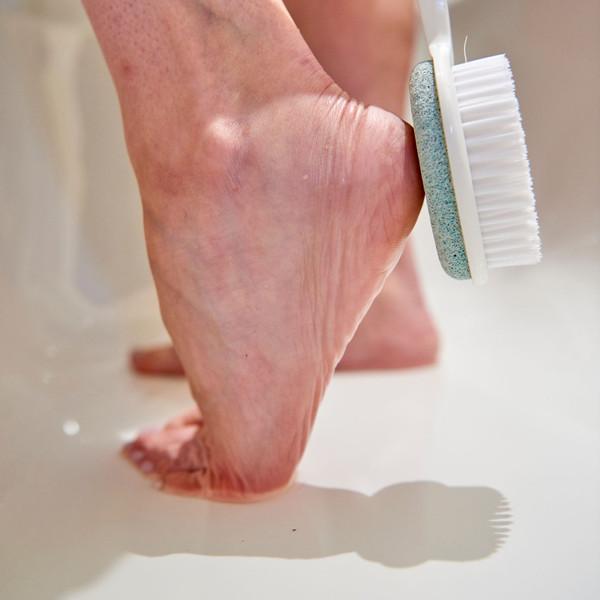Comfi Grip Foot Scrub Brush