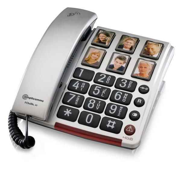 Big Key Telephone
