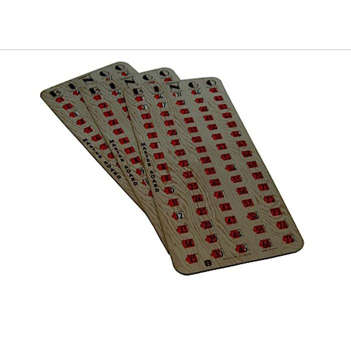 Finger Tip Bingo Masterboard
