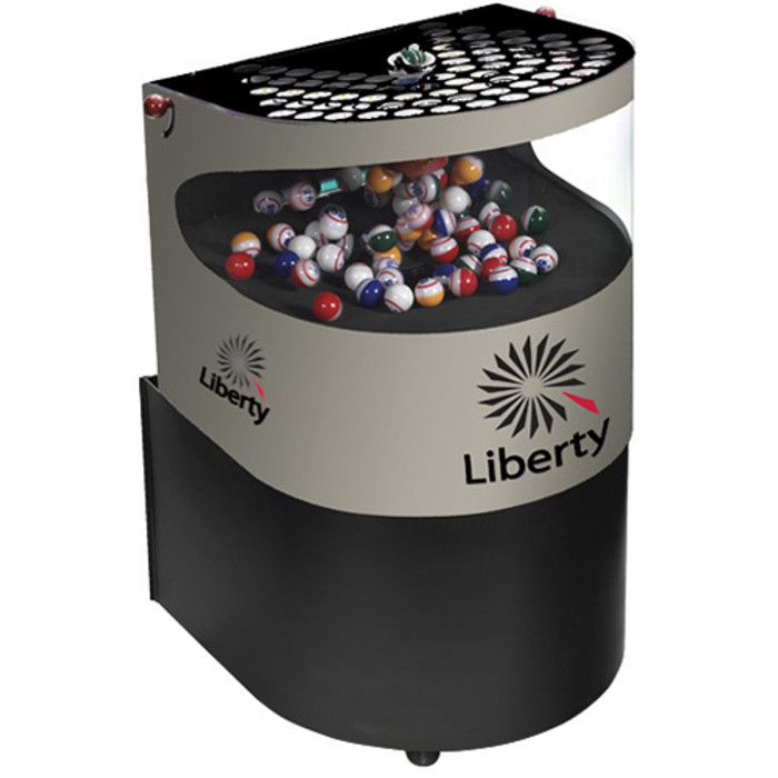 Liberty Bingo Console with Base
