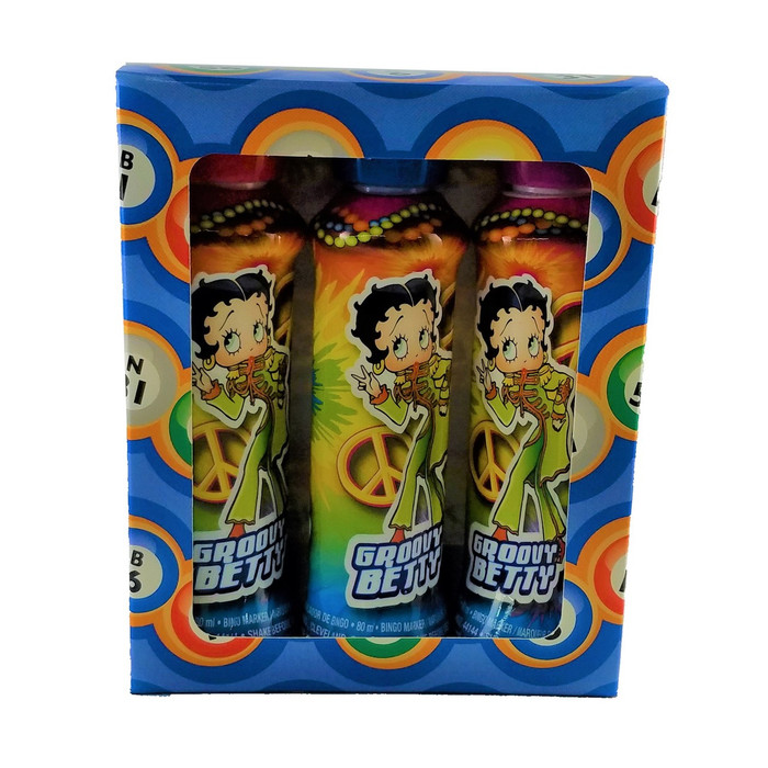 Groovy Betty Boop Gift Pack
