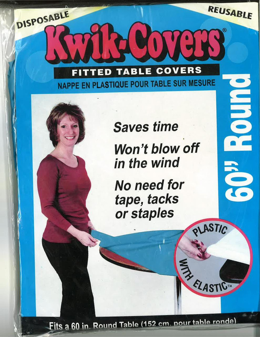 Kwik-Cover Round