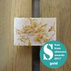 Living Naturally Organic Soapnut Oat Milk & Calendula Soap Bar