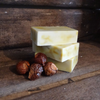 Living Naturally Organic Soapnut Calendula & Chamomile Soap Bar