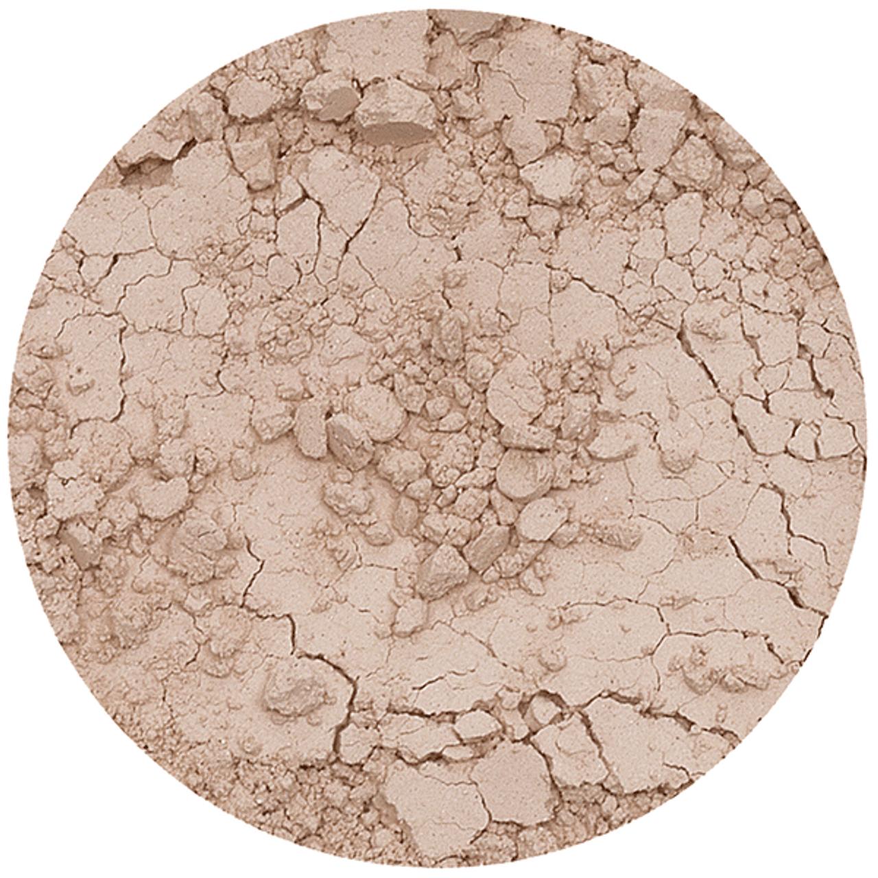 Miessence Organics Mineral Foundation Powder - Medium - beautifully organic