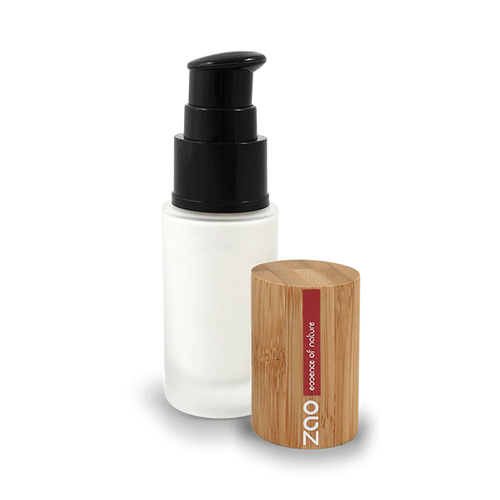 "ZAO Light Complexion Base ""Pump Dispenser"""