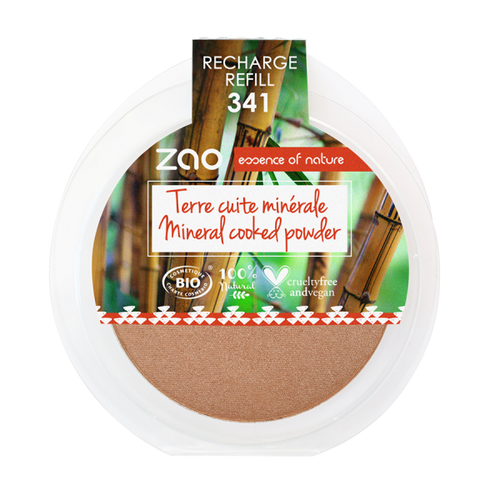 Zao Mineral Cooked Powder Refill