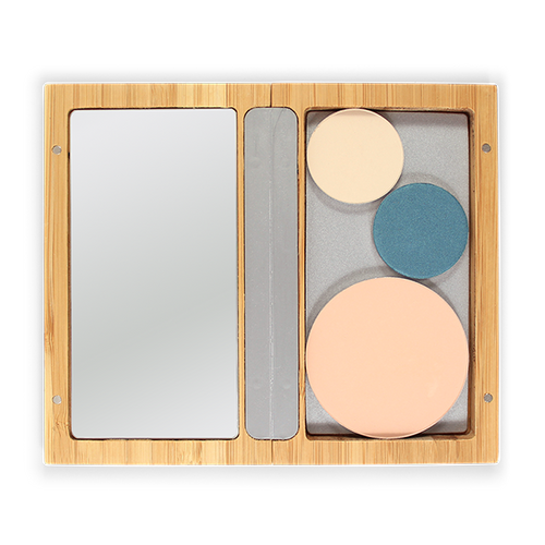 Zao Bamboo Magnetic Palette (Medium)