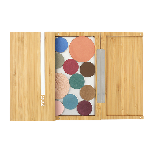 Zao Large Bamboo Magnetic Box
