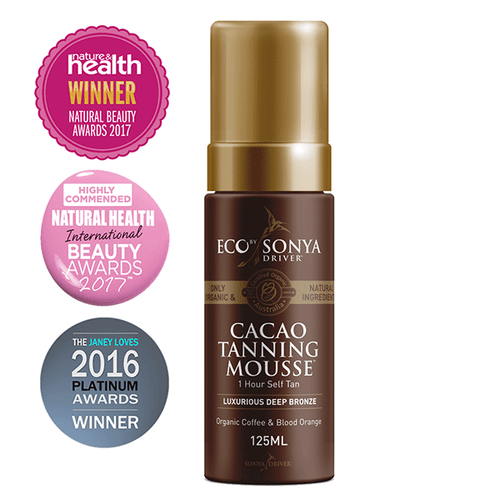 Eco by Sonya Cacao Firming Mousse 1 Hr Self Tan