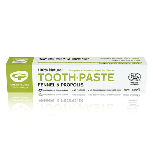 Green People Organic Fennel Toothpaste