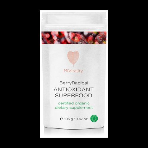 Miessence Certified Organics Berry Radical Antioxidant Superfood