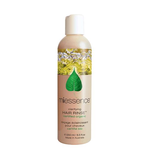 Miessence Certified Organics Clarifying Hair Rinse