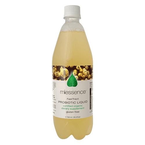 Miessence Certified Organics Fast Tract Probiotic Liquid