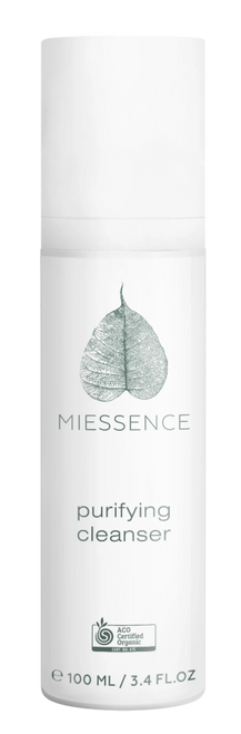 Miessence Certified Organics Purifying Cleanser (oily/blemish-prone skin)