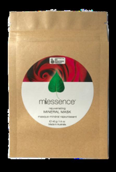 Miessence Certified Organics Rejuvenating Mineral Mask (dry/mature skin)