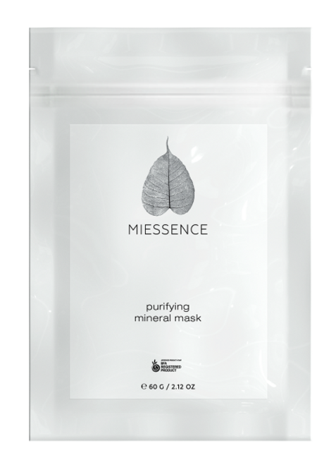Miessence Certified Organics Purifying Mineral Mask (acne or blemish-prone skin)
