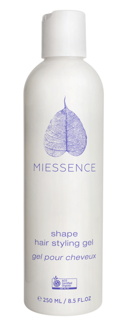 Miessence Certified Organics Shape Hair Styling Gel