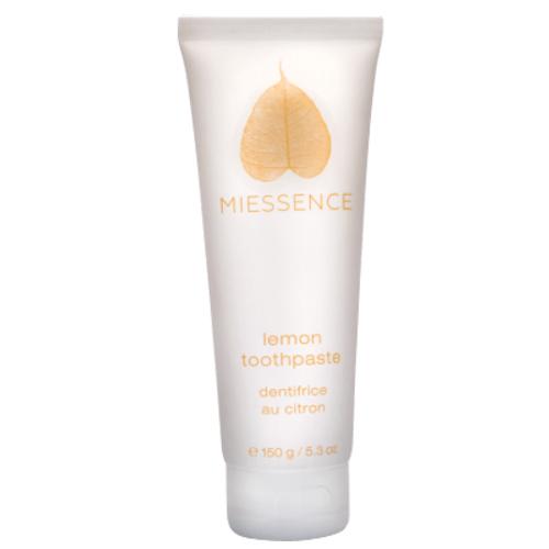 Miessence Organics Lemon Toothpaste