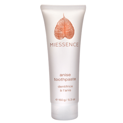 Miessence Organics Anise Toothpaste