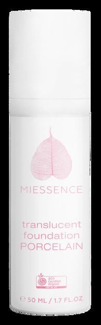 Miessence Organics Porcelain Translucent Foundation (Very Fair)