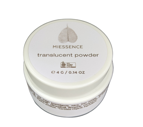 Miessence Organics Translucent Powder
