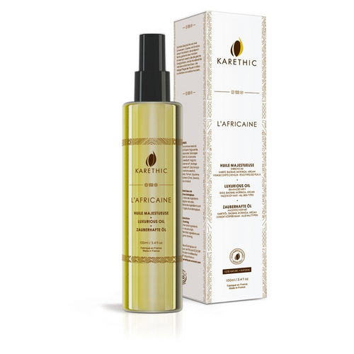 Karethic L'Africaine Luxurious Face, Body & Hair Oil