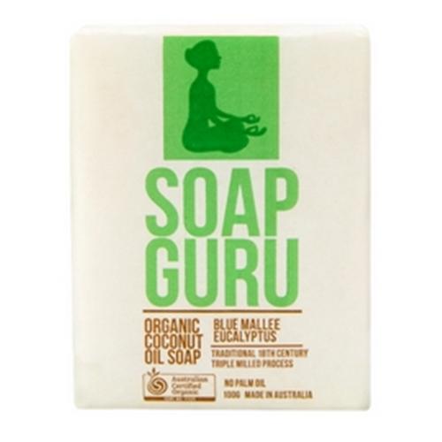 Miessence Soap Guru Blue Mallee Eucalyptus Soap Bar
