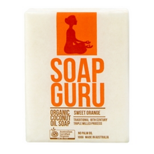 Miessence Soap Guru Sweet Orange Soap Bar