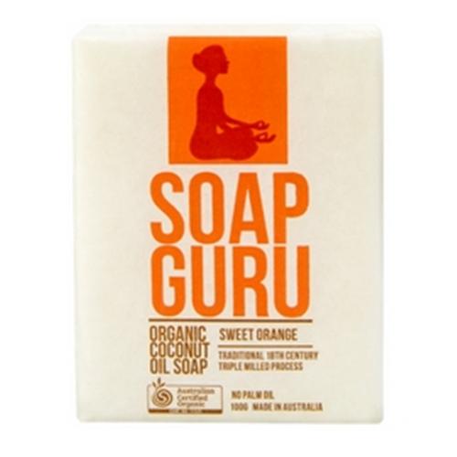 Miessence Soap Guru Sweet Orange Soap Bar