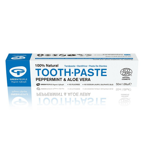Green People Organic Peppermint Toothpaste