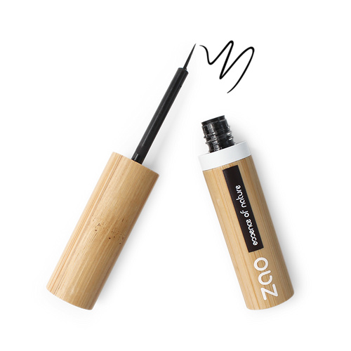 Zao Refillable Liquid Brush Eyeliner