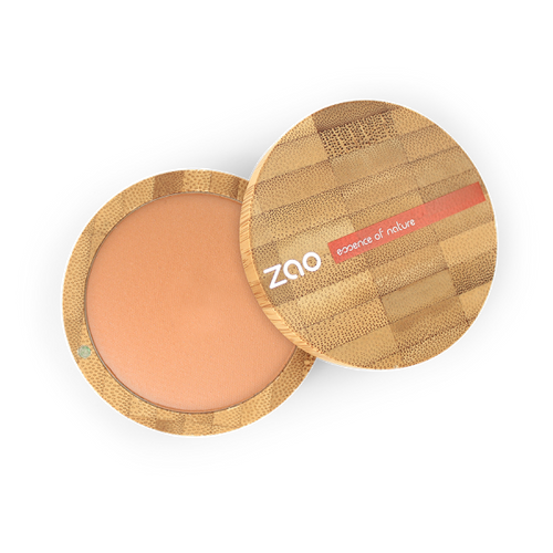 ZAO 'Natural Glow' Terracotta Matt Mineral Cooked Powder