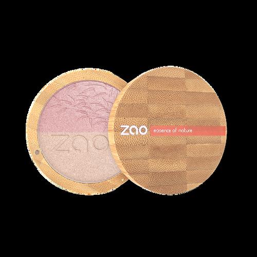 ZAO Duo Shine-Up Powder