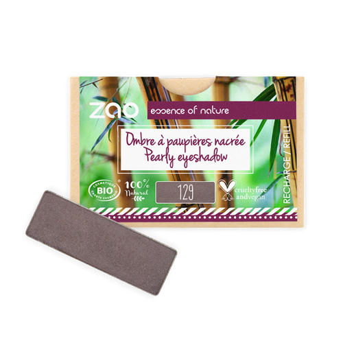 Zao Rectangular Eyeshadow Refills