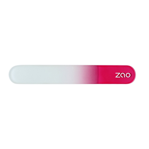 Zao glass nail file