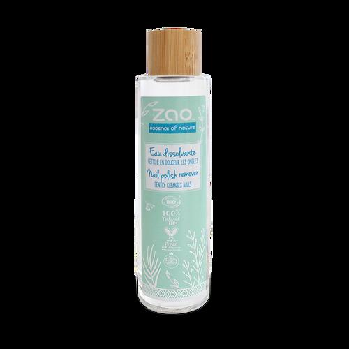 Zao Certified Organic Nail Polish Remover (Glass Bottle)