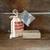 Living Naturally Organic Soapnut Rhassoul & Rosemary Hair Shampoo Bar