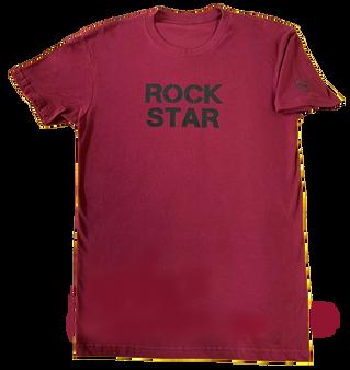 Rockstar Burgundy Front