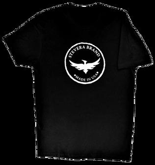 STEVERA Brand Black Front