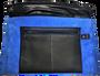 Inside Double Zipper Pocket & Key Strap