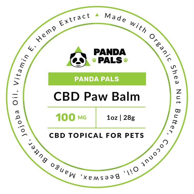 Panda Pals Paw Balm