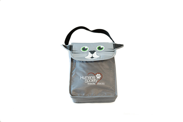Lunch Bag - Paws N Claws Cat