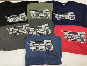 Tre 5 logo shirt