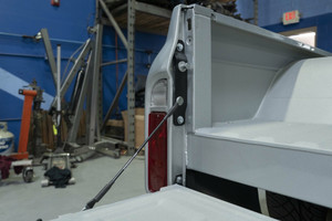 67-72 C10 tailgate  latch kit