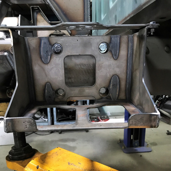 Optima battery tray for squarebody C10's