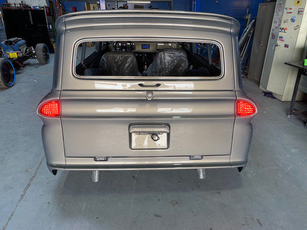 1960-1964 Suburban tail lights