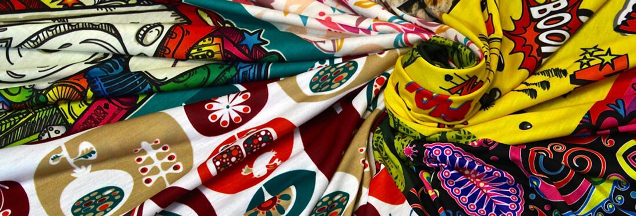 Custom order with custom fabric
