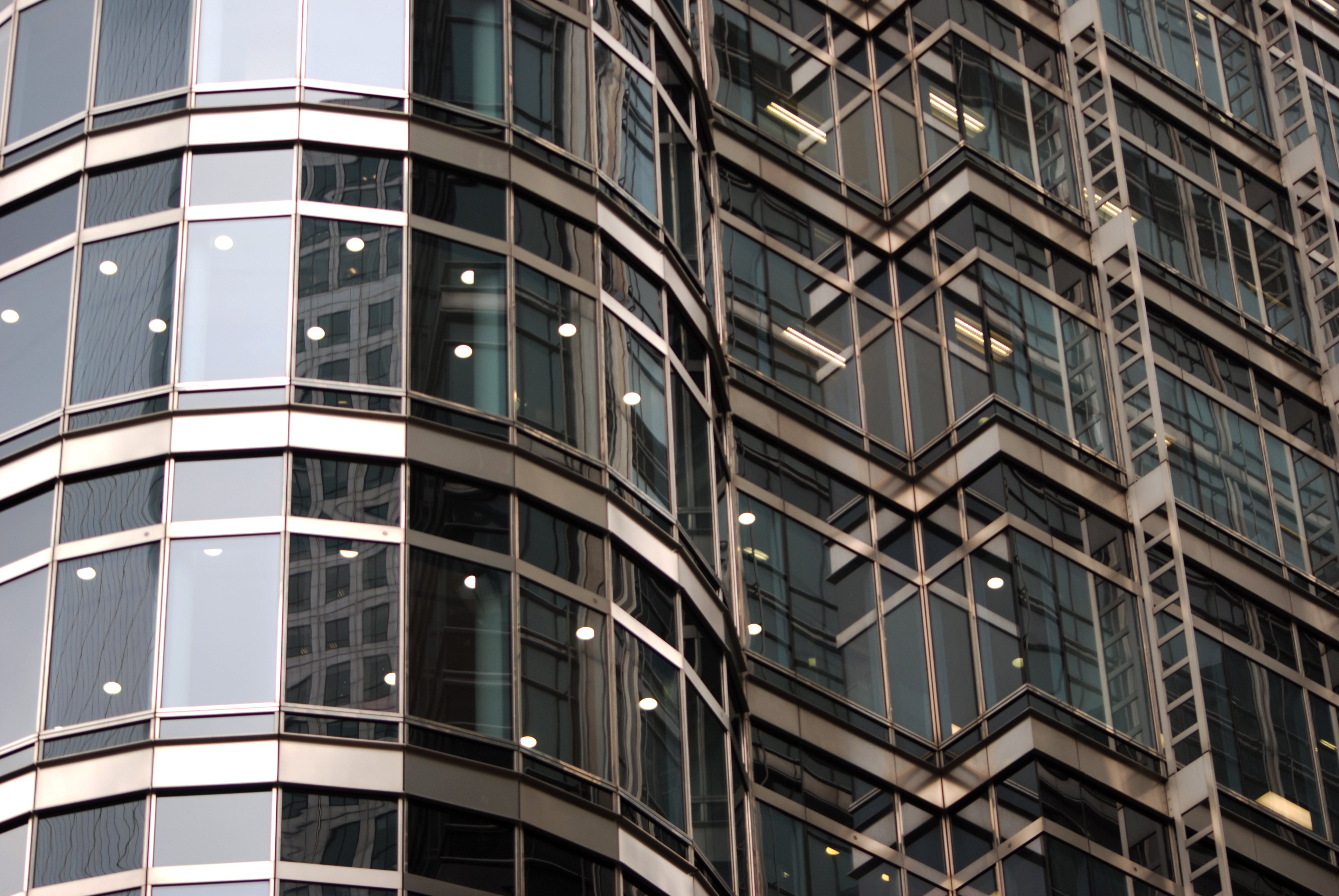 Offices in Canary Wharf London